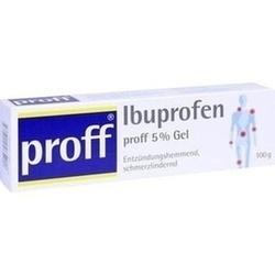 Abbildung von Ibuprofen Proff 5 % Gel  Gel