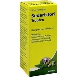 Abbildung von Sedariston Tropfen  Fle