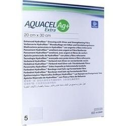 Abbildung von Aquacel Ag+ Extra 20x30cm  Kompressen