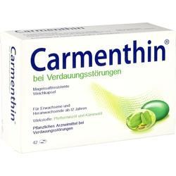 Abbildung von Carmenthin Bei Verdauungsstörungen Weichkapsel  Wkm
