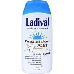 Abbildung von Ladival Pflege&bräune Plus Apres Lotion