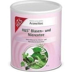 Abbildung von H&s Blasen- Und Nierentee (loser Tee)  Tee