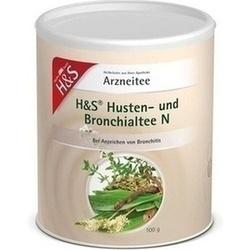 Abbildung von H&s Husten- Und Bronchialtee N (loser Tee)  Tee