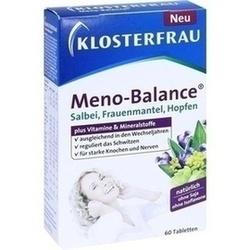 Abbildung von Klosterfrau Meno-balance  Tabletten