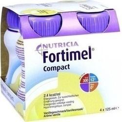 Abbildung von Fortimel Compact 2.4 Vanillegeschmack  Flüssigkeit