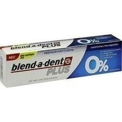 Abbildung von Blend-a-dent Super-haftcreme 0%