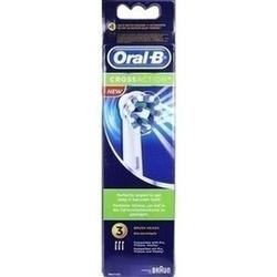 Abbildung von Oral-b Cross Action Aufsteckbürste 3er  Zahnbürste