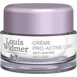 Abbildung von Widmer Creme Pro-active Light Leicht Parfümiert