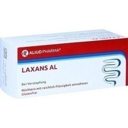 Abbildung von Laxans Al  Tabletten