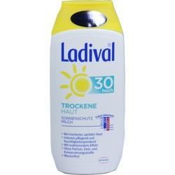 Abbildung von Ladival Trockene Haut Milch Lsf 30