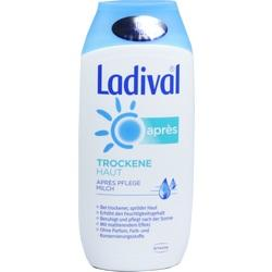Abbildung von Ladival Trockene Haut Apres Pflege Milch