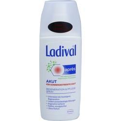Abbildung von Ladival Akut Apres Pflege Beruhigungs Spray
