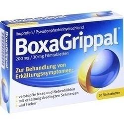 Abbildung von Boxagrippal 200 Mg  30 Mg Filmtabletten