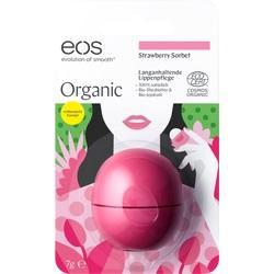 Abbildung von Strawberry Sorbet Organic Lip Balm Blister  Balsam