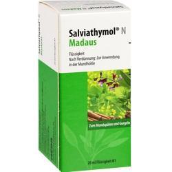 Abbildung von Salviathymol N Madaus  Tropfen