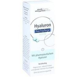 Abbildung von Hyaluron Nachtpflege Riche  Creme