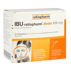 Abbildung von Ibu-ratiopharm Direkt 400 Mg Pulver Zum Einnehmen