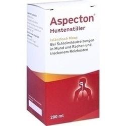 Abbildung von Aspecton Hustenstiller  Saft