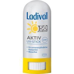 Abbildung von Ladival Aktiv Uv Schutzstift Lsf 50+