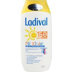 Abbildung von Ladival Für Kinder Bei Allergischer Haut Lsf 50+  Gel