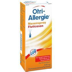Abbildung von Otri-allergie Nasenspray Fluticason