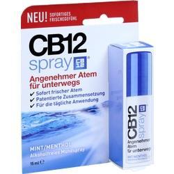 Abbildung von Cb12 Spray