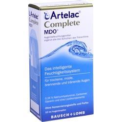 Abbildung von Artelac Complete Mdo  Augentropfen