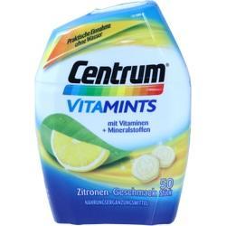 Abbildung von Centrum Vitamints Zitronen-geschmack  Kautabletten