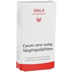 Abbildung von Carum Carvi Comp. Säuglingszäpfchen