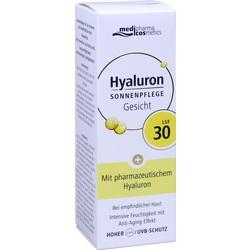 Abbildung von Hyaluron Sonnenpflege Gesicht Lsf 30  Creme