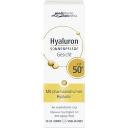 Abbildung von Hyaluron Sonnenpflege Gesicht Lsf 50+  Creme