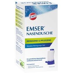 Abbildung von Emser Nasendusche Mit 4 Btl. Nasenspülsalz  Kombipackung