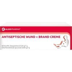Abbildung von Antiseptische Wund + Brand Creme