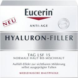 Abbildung von Eucerin Anti-age Hyaluron-filler Tag Nor+mischhaut  Creme