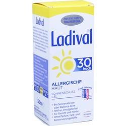 Abbildung von Ladival Allergische Haut Lsf 30  Gel