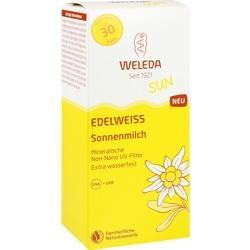 Abbildung von Weleda Edelweiss Sonnenmilch Lsf 30