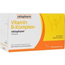 Abbildung von Vitamin B-komplex-ratiopharm  Kapseln