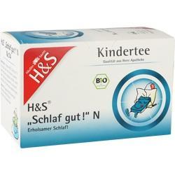 Abbildung von H&s Bio Kindertee Schlaf Gut N  Filterbeutel