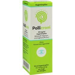 Abbildung von Pollicrom 20mg Ml Augentropfen