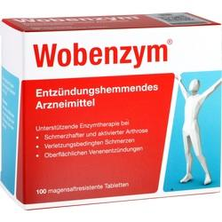 Abbildung von Wobenzym  Tabletten