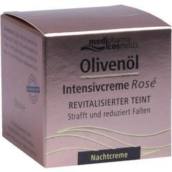 Abbildung von Olivenöl Intensivcreme Rose Nachtcreme