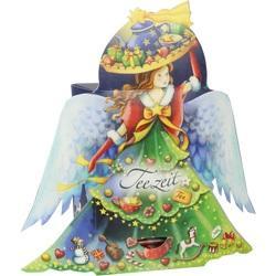 Abbildung von H&s Adventskalender Engel  Filterbeutel