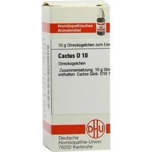 CACTUS D 10 Globuli