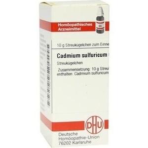 CADMIUM SULFURICUM C 30 Globuli