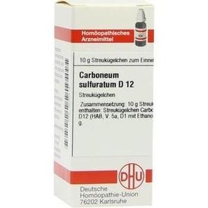 CARBONEUM SULFUR D12