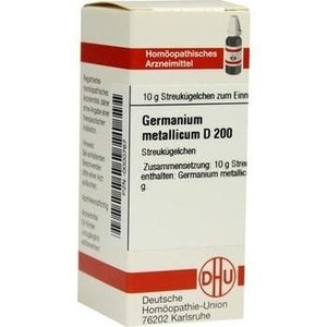 GERMANIUM MET D200