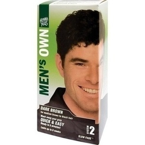 MENS OWN dark brown Creme