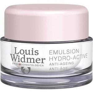 WIDMER Tagesemulsion Hydro-Active leicht parfüm.