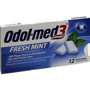ODOL MED 3 FRESH MINT