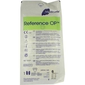 HANDSCHUHE OP Latex Gr.6 steril